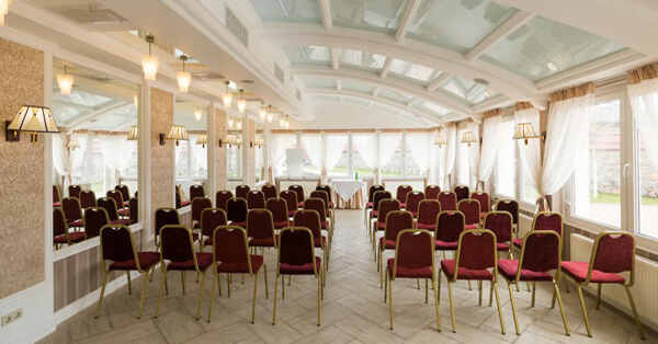 Services for the organization of conferences, seminars and trainings in Kiev at affordable prices!