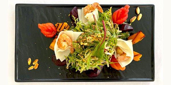 Осеннее меню в гостинично-ресторанном комплексе «Софиевский Посад»!