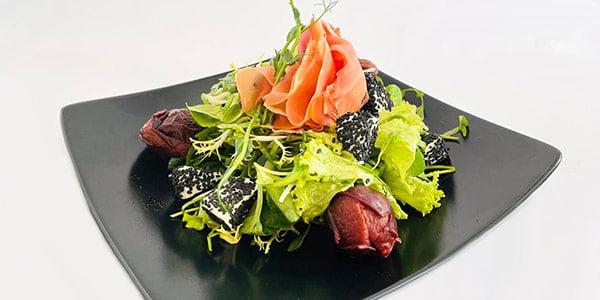 "Amazing spring menu in the restaurant ""Sofievsky Posad"""