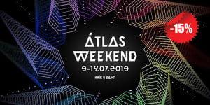 Atlas Weekend 2019 скидка на проживание